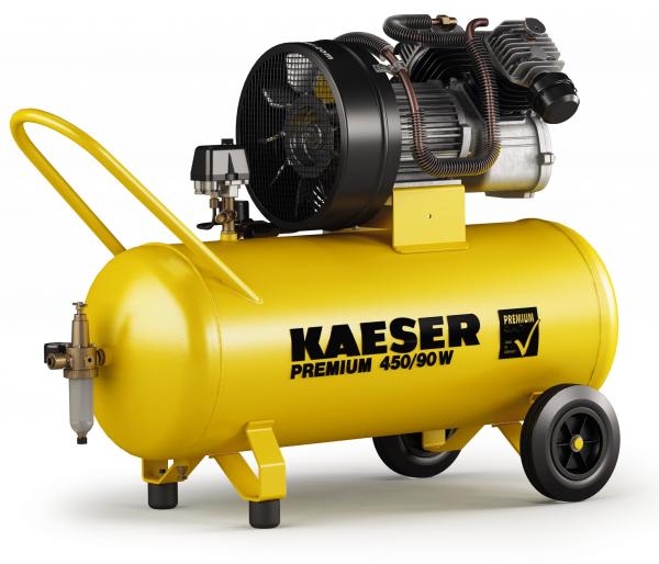 Kaeser Kompressor Premium 450/90 W