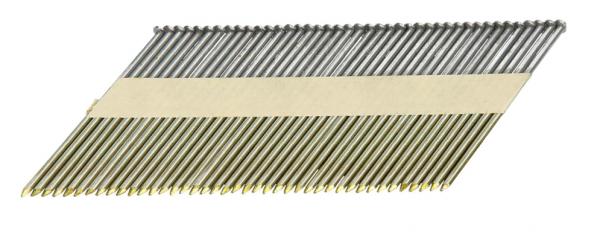 Streifennägel 34° 3,1 x 80 mm gerillt verzinkt 12my ( 4.000 Stück )