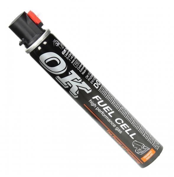OK Gas Fuel Cell Ventil rot Brennstoffpackung - 12 Stück