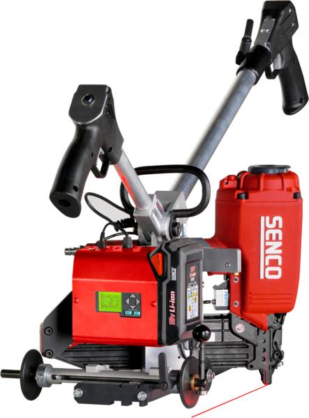 Smart BoardMaster SHS51XP-N, Klammergerät für schwere Klammern