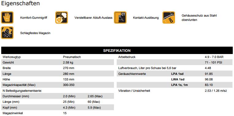 BostitchDatenblattCoilnaglerIC60-1-E6XyATA6IsmFr1