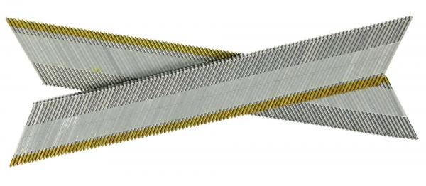 Brads 34° DA 15GA 50 mm V2A