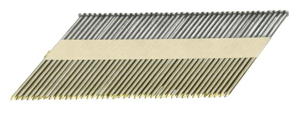 Streifennägel 34° 2,8 x 63 mm gerillt verzinkt 12my ( 4.000 Stück )