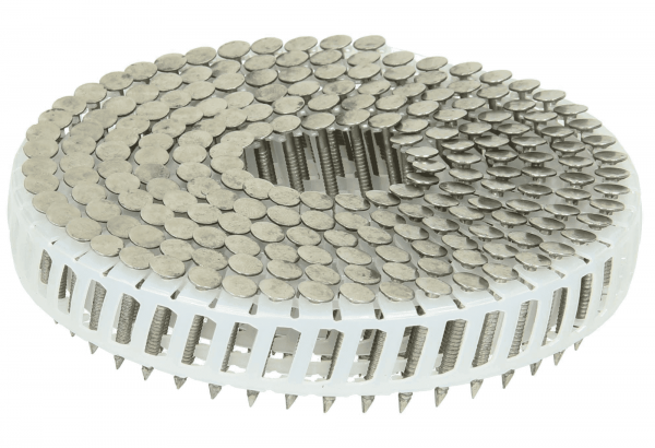 Coil Haftennägel 16° 2,5 x 32 mm gerillt V2A