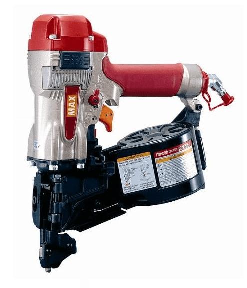 Max PowerLite High Pressure Ankernagler HN 65J von 40 mm - 65 mm